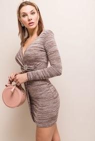 MOODY'S wrap dress