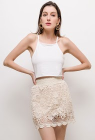 MOODY'S lace short