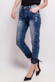 MOZZAAR  FOREVER fantasy jeans
