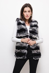 MOZZAAR  FOREVER fur coat