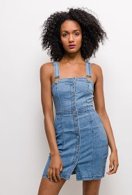 MOZZAAR  FOREVER overalls dress