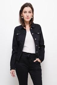 MOZZAAR  FOREVER jean jacket