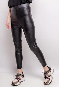 MY STYLE leatherette leggings