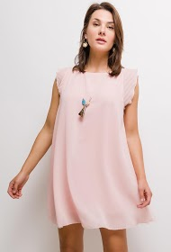 MY STYLE dress with collar