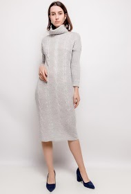 MY STYLE knitted dress