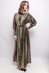 MY STYLE corduroy jurk