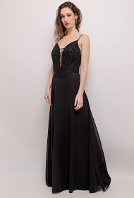 MY STYLE long evening dress
