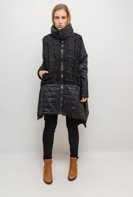 NESLAY manteau texturé