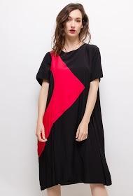 NESLAY two-tone dress