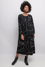 NESLAY abito casual stampato