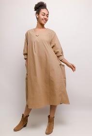 NESLAY robe ample
