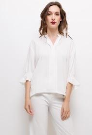 NESLAY ruffled blouse