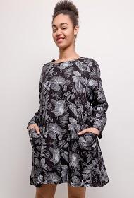 NESLAY printed dress or tunic
