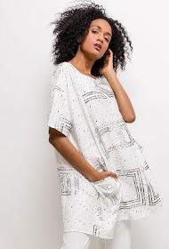 NESLAY printed blouse
