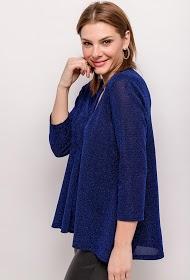 NEW LOLO iridescent blouse