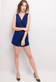 NEW LOLO iridescent playsuit