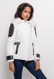 NEW LOLO down jacket with hood