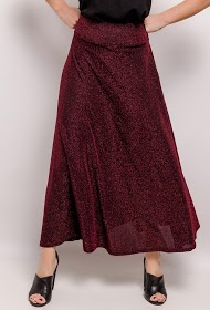NEW LOLO long skirt with sequins