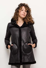 NEW LOLO aviator coat