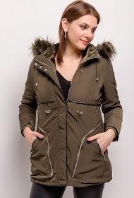 NEW LOLO coat stuffed