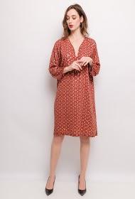 NEW LOLO patterned dress