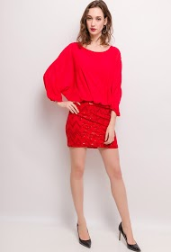 NEW LOLO dress with sequins