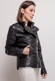 NEW LOLO biker jacket
