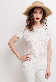 NOÉMIE & CO bohemian blouse