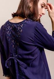 NOÉMIE & CO feminine blouse