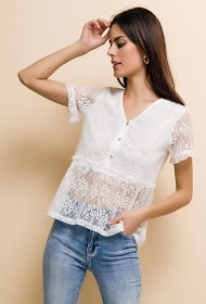 NOÉMIE & CO vrouwelijke blouse