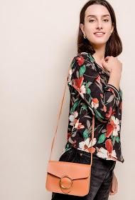 NOÉMIE & CO floral blouse