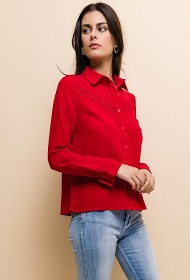 NOÉMIE & CO dames hemd