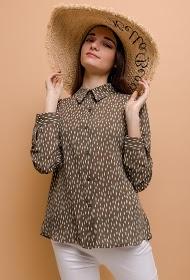 NOÉMIE & CO printed shirt