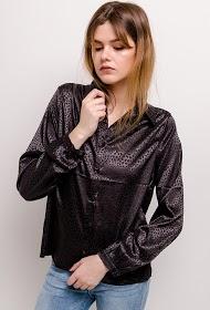 NOÉMIE & CO camisa de seda