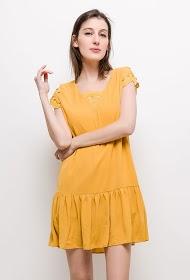 NOÉMIE & CO robe avec dentelle