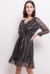 NOÉMIE & CO robe brillante