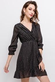 NOÉMIE & CO wrap dress