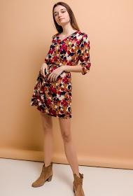 NOÉMIE & CO printed dress