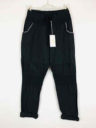 NT FASHION linen trousers