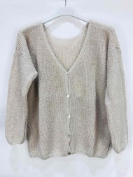 NT FASHION pullover buttoned front or back