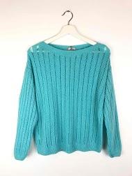 NT FASHION very soft openwork sweater