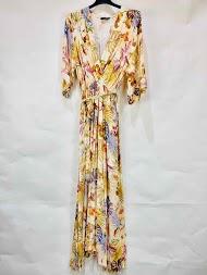 NT FASHION flowery dress