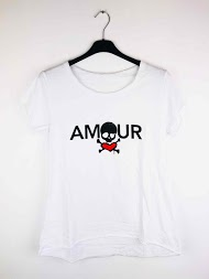"NT FASHION camiseta ""love"""