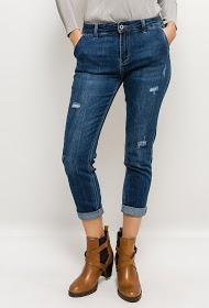 QUEEN HEARTS jeans momfit