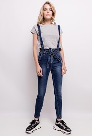 REDIAL jeans overalls
