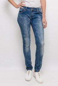 REMIXX faded jeans