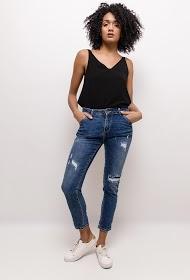 ROY LYS worn jeans