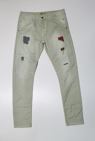 ROY LYS trousers