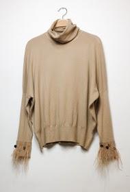 ROY LYS turtleneck sweater
