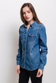 SIMPLY CHIC camisa jeans